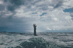 mental health issues: drowning in depression