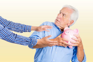 Protecting the Elderly from Financially Abusive Family Members