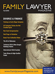 Download Family Lawyer Magazine Fall 2018 Issue