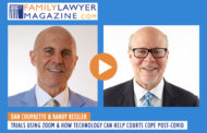 WATCH: Conducting Trials Using Zoom & How Technology Can Help Courts Cope Post-COVID