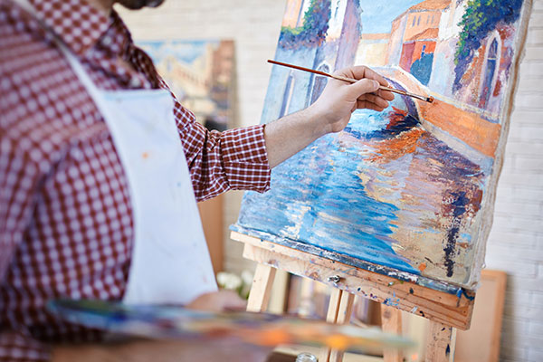 Right-Brain Lawyering: Attorneys and the Importance of Art