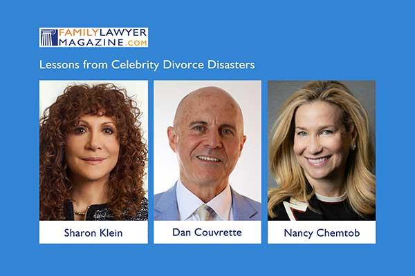 WATCH: Lessons from Celebrity Divorce Disasters